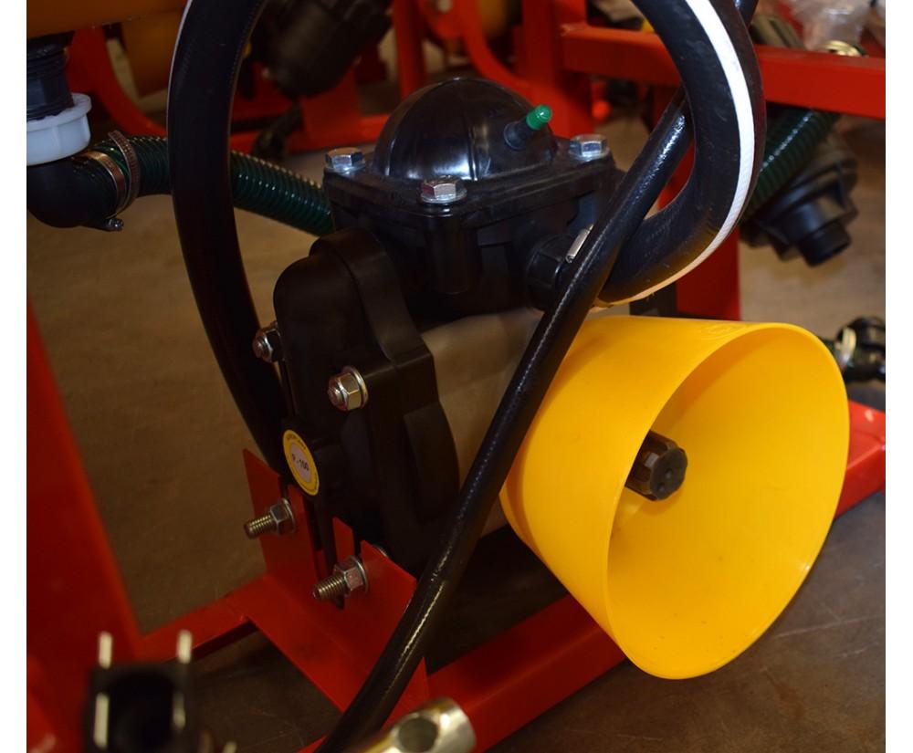 Cuchilla Rotovator Reforzada más de 180 derecha
