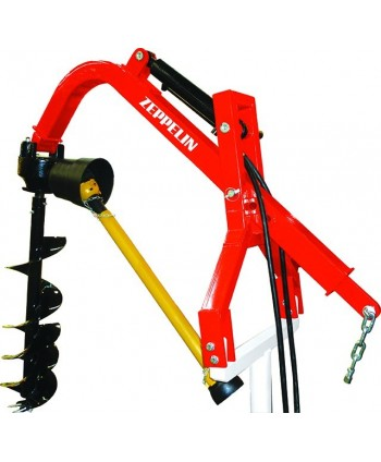 HIDRAULIC POST HOLE DIGGER
