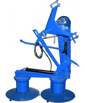 Foto modelo hidráulico