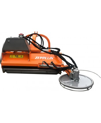 SAHARA 1550mm WITH DISC AND...