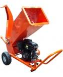 Motor Loncin 15HP con arranque eléctrico y parada de emergencia.