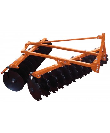 SUSPENDED DISC HARROWS V...