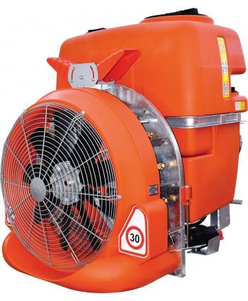 ATOMISEUR PORTÉ 400L turbine
