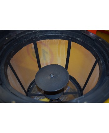 Cuchilla Izquierda Rotovator 4 velocidades