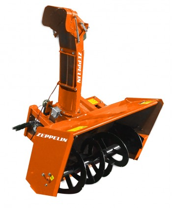 Snowplow A TRACTOR 1200