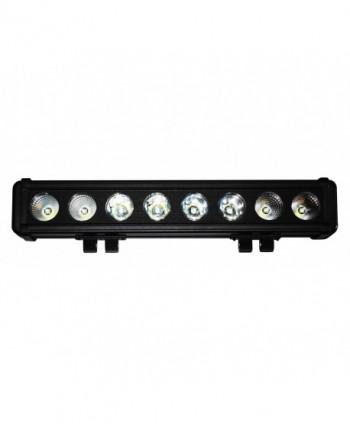 8 LED X 10W 8000LM BARRA DE...