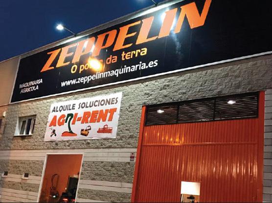 Servicio Técnico Zeppelin Lugo