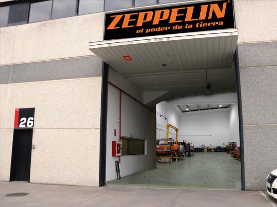 Servicio Técnico Zeppelin Zaragoza